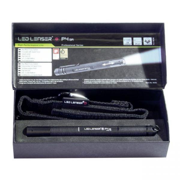 Taschenlampe LED Lenser
