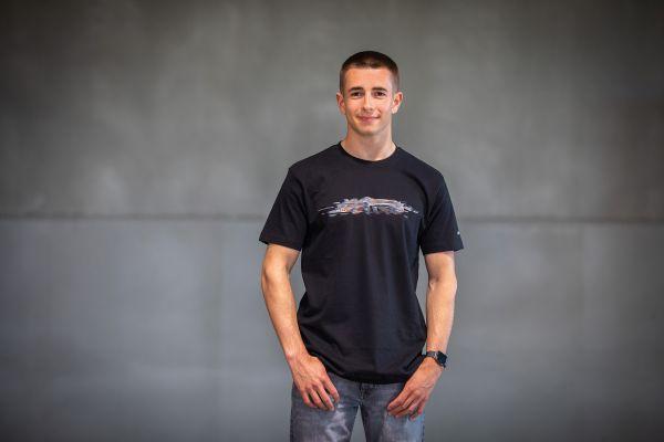 T-Shirt Motion Tiger schwarz Herren