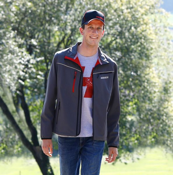 Softshell anthrazit Workwear